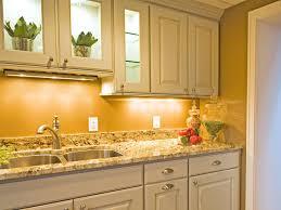 Yellow Kitchen Countertops Granite Countertop Colors Hgtv