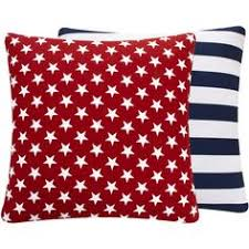 Stars and Stripes Pillows Set of 2