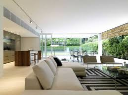 Modern Luxury Living Room The Most Incredible Living Room Design With View To Backyard