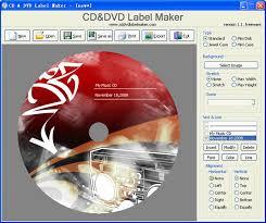 Cd And Dvd Label Maker 1 2 Free Download Freewarefiles Com Audio