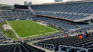 Soldier Field Chicago Bears Seating Chart Soldier Field View From Vivid Seats Sky Deck Vivid Seats