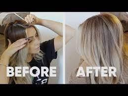 blonde hair at home diy hairstyles