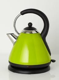Lime Green Kitchen Appliances Lime Essentials Pyramid Kettle Kitchen Pinterest Products
