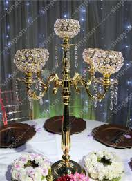 baby nursery pleasant wedding decoration gold crystal chandelier table centerpieces for weddings w medium