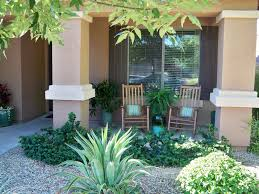landscaping ideas around a small porch - Google Search  Front Yard ...