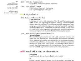 breakupus ravishing samples of good resumes outstanding breakupus likable best resume format which one to choose in nice best resume format and