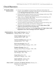 Insurance Broker Resume Sample Cover Letter Unique Resume Example