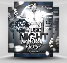 Free Flyer Free Flyer Templates Download More Than 30 Wicked Designs