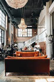This coffee shop/restaurant in the lobby level of soho house is about the dreamiest backdrop you can find in chicago! The Best Cafes In Chicago Bucket Listers