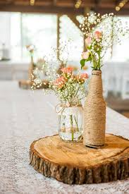 Wedding Decor With Mason Jars 100 Rustic Mason Jar Centerpieces To Try DIY Projects 94