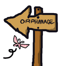 Image result for orphanage clipart