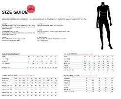 Jacqueline De Yong Size Chart 15173556 Only Jeans Woman Shoes Company