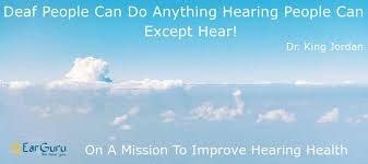 Jobs Deaf People Can Do Deaf Jobs Ear Health Blog Earguru