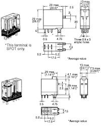 omron relay wiring diagram somurich com omron 8 pin relay wiring diagram omron relay wiring diagram g2r 1 pcb power relays americas,design