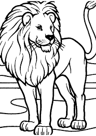 Dessin De Lion Facile A Faire L Duilawyerlosangeles