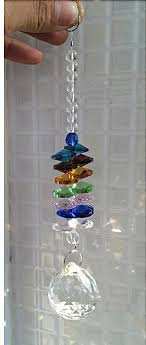 generic k9 artificial crystal ball prisms chandelier bead curtain decor
