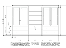 small bedroom closet size master dimensions average of m