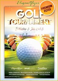 Free Golf Tournament Flyer Template Of 15 Free Golf