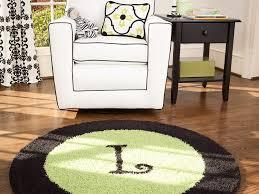 make a 4 round rug