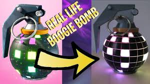 Boogie Bomb Led Light How To Boogie Bomb In Real Life Fortnite Battle Royale