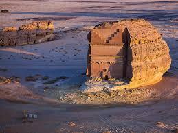 Desert Designs Saudi Arabia Jean Nouvel Has Designed A Desert Resort In Saudi Arabias