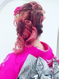 Tweet 成人式女性の髪型 色んなヘアアレンジで挑んでいるみんなのヘア