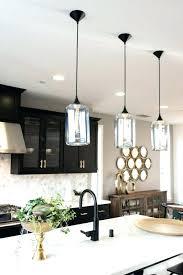 hanging light height over kitchen island modern lighting chandelier medium size of fixtures pendant l