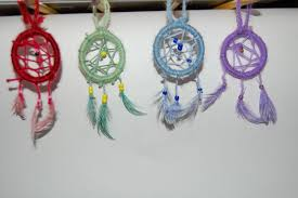 How To Make Small Dream Catchers