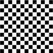 Black And White Tiles Black And White Checkerboard Tile Minimalistic Design