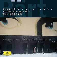 <b>Arvo Part</b>: Tabula Rasa (Vinyl): <b>Shaham</b>, Gil, <b>Arvo Pärt</b>, Gil <b>Shaham</b> ...