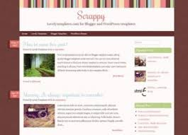 free template blogger. Blogger Templates Lovely Templates