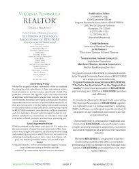 Virginia Peninsula Realtor November 2019 Pages 1 29