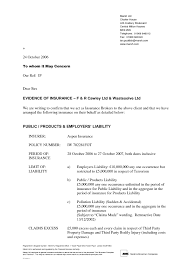 Personal Letter Format To Whom It May Concern Examples And Forms