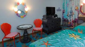 ... Little Mermaid Rooms At Disney Art Of Animation Resort Offer Whimsical  Decor Making You Feel Like ...