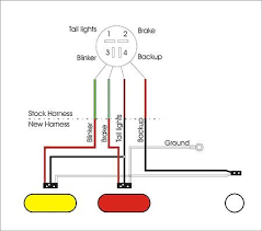 led trailer wiring diagram led image wiring diagram led trailer lights wiring diagram wiring diagram for led trailer on led trailer wiring diagram