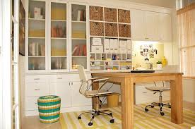 other way to add storage to home office is choosing furniture with built in storage capabilities there are lots of office furniture sets with well designed built office storage