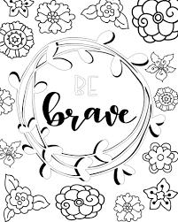 This collection of kawaii printable coloring pages is sure to bring a smile to your little one's face. Free Printable Attitudes Coloring Sheets Sarah Titus From Homeless To 8 Figures