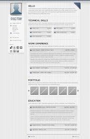pinstripe premium resume cv template by pixelbuffet themeforest pinstripe premium resume cv template