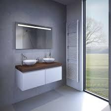 Badkamer Spiegel Met Stopcontact Verlichting En Spiegel Verwarming