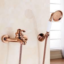 juno rose gold polished single handle