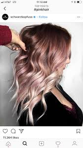 Ombre Hair Color Fade Dark Brown