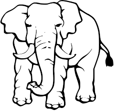 white elephant clip art png. Perfect Art Images For Elephant Black And White Clip Art Inside Png