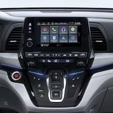 2018 honda odyssey interior. fine 2018 2018 honda odyssey u2013 interior infotainment screen u0026 control panel and honda odyssey interior