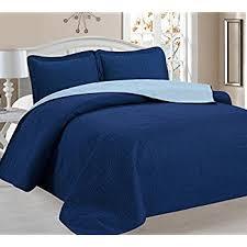 Amazon.com: Home Sweet Home Victoria Design Reversible 3 PC Quilt ... & Home Sweet Home Victoria Design Reversible 3 PC Quilt Bedspread Sets  (Full/Queen, Adamdwight.com