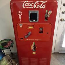 Vintage Coke Vending Machine New Best Vintage Coke Machine For Sale In Brazoria County Texas For 48