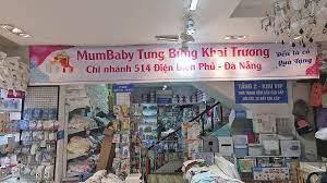 Chi Nhánh Thanh Khê - 514 Điện Biên Phủ - Mum Baby Shop chuyên sỉ lẻ đầm  bầu sơ sinh