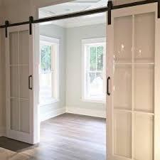 sliding barn doors glass. Fancy Sliding Barn Doors With Glass On Fabulous Home Design Style P43 E