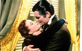 Image result for classic 1939 movie starring Clark Gable and Vivien Leigh.