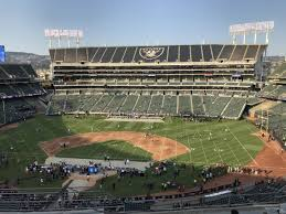 Ringcentral Coliseum Section 315 Oakland Raiders