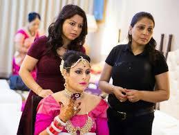 best bridal makeup artist poonam rawat